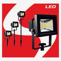 Power Spotlight 10W LED