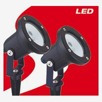 Spotlight 3W LED  -  2-Set
