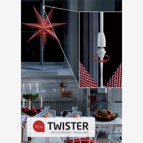 Twister Kabelvridare  -  2-Pack